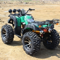 Cheap Agricultural 110CC ATV Four Wheel Drive Motorcycle for sale