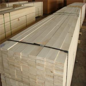 China Laminate Veneer Lumber  /Furniture grade poplar LVL plywood for bed slats /LVL osha scaffold plank on sale