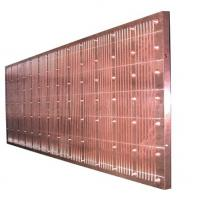 Cheap Copper Mould Plate For Low Carbon steel Continuous Casting Machine with ISO Certification for sale
