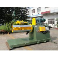 Cheap Full - Automatic Hydraulic Decoiler Machine For 10 Tons Metal Sheets Coils for sale