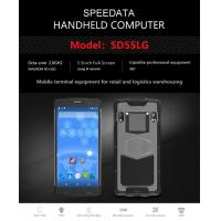 Cheap Android RFID Handheld Readers Card Reader PDA Devices Loading Barcode Scanner for sale
