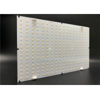 Cheap DC 48V LED PCB Assembly 120W High Power Quantum Board Grow Lights For Plants Growing for sale