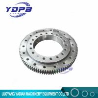 Cheap VLA201094-N Four point contact slewing ring bearing external gear teeth,inner ring flanged 984x1198.1x56mm for sale