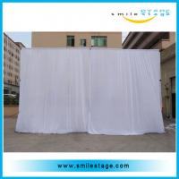Cheap Wholesale wedding mandap pipe and drape stands for events for sale