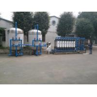 Cheap RO Water Treatment Machine / Water Purification Equipment (5000L/H) for sale