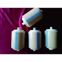 Cheap Power Plant Nylon Conveyor Rollers Conveyor Belts Protected With Steel Shaft for sale