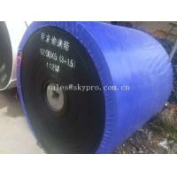 Cheap Industrial Transmission Portable Conveyor Belt With Nylon / Rubber Material , OEM Service for sale
