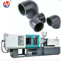 Cheap PVC pipe fitting making machine plastic injection molding machine for sale