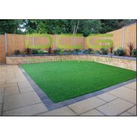 Monofilament Artificial Grass Garden High UV - Resistance And Weather Resistance