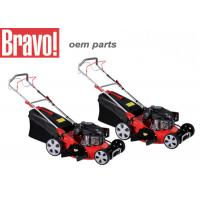 """Cheap Petrol / Gas Lawn And Garden Tools , 22"""" Garden Lawn Mowers With 4 Stroke Engine for sale"""