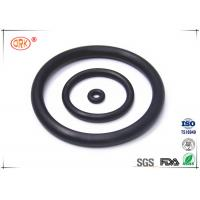 Cheap Custom NBR O Ring For Pneumatic , Heat Resistant O Rings ISO9001 ROHS for sale