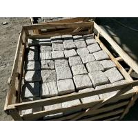 Outdoor Residential Granite Paving Stones / Laying Granite Paving Slabs for sale