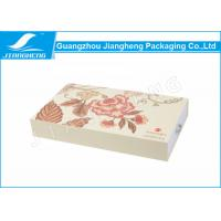 Cheap EM Drawer Gift Boxes / Cosmetic Packaging Boxes LOGO Printing Matte Surface for sale
