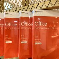 Cheap Activation Online Microsoft Office 2016 Home And Business DVD Boxs Liences Keys for sale