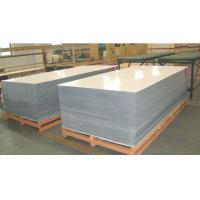 China AA5052 Polished Aluminum Sheet Thickness 0.2mm-3.0mm For Aircraft Fuel Tanks on sale