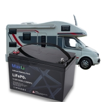 Cheap 12V 100Ah 1280Wh RV Lifepo4 Battery Motorhome Lithium Battery for sale