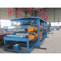 Cheap 1250mm Width EPS Sandwich Panel Production Line 28Kw for Warehouse for sale