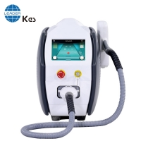 Cheap Q-Switched ND YAG Laser Tattoo Removal 532nm 1604nm 1320nm machine for sale