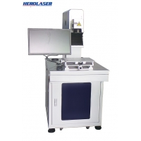 Cheap High Productivity CE Approval 3W UV Laser Marking Machine For Plastic for sale