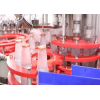 Cheap Ss316L Rinsing Filling Capping 3 In 1 Monoblock Carbonated Beverage Filling Machine for sale
