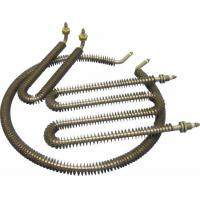 Cheap Customized Finned Tubular Heater , Immersion Heater Element For Home for sale