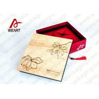 Quality Gift Packaging Small Cardboard Presentation Boxes With Lids Matte Lamination wholesale