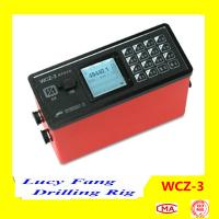 Cheap High Accuracy Lowest Price Minerals Survey And Exploration WCZ-3 Proton Megnetometer for sale