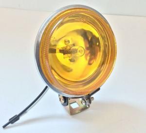 Cheap fog sun lamp yellow colour 12V24V36V48V60V for sale