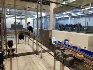 Cheap 380V 1500T/D Pulps Mixing Beverage Processing Line for sale
