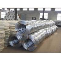 Low Temperature Hot Rolled Galvanized Steel Wire Rope AISI ASTM BS Manufactures