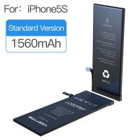Cheap for iPhone 5S Replacement Battery 1560mAh with FREE TOOLS & ADHESIVE for sale