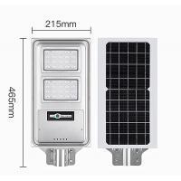 Cheap 2835 LED Chip Solar Powered Flood Lights 80W 120W Cool White Energy Saving for sale