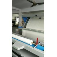 Roll To Roll Fabric Checking Machine Wear Resistance Low Noise 1.5kw Power