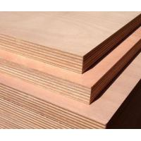 Cheap Packaging Grade 6mm Okoume Plywood / High Density E1 External Plywood Sheets for sale