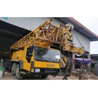Cheap Used XCMG 50 Ton QY50KA Hydraulic Mobile Truck Crane for sale