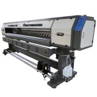 Epson DX5 Print Head 1.8M Eco Solvent Printer For Vinyl / Perforate Window / Banner Printing Manufactures