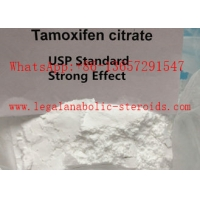 Cheap 99% Purity  Pharmaceutical Grade White Anti Estrogen Steroids Powder Tamoxifen Citrate Nolvadex CAS 54965-24-1 for sale