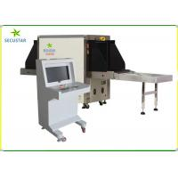 Cheap Mass Storage X Ray Screening Machine 40AWG Resolution , 1200 Bags / Hour Scan Speed for sale