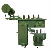 Cheap 6.6 KV - Class Oil Immersed Power Reactor Transformer Earthing Three Phase for sale