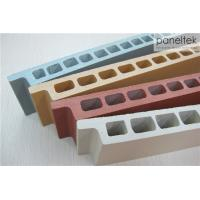 Buy cheap Waterproof Terracotta Cladding Insulated Building PanelsWith Wind Resistance from wholesalers