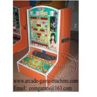 Africa Congo/Nigeria/Kenya Desktop Jackpot Coin Operated Small Arcade Games Fruit Casino Slot Gambling Machine