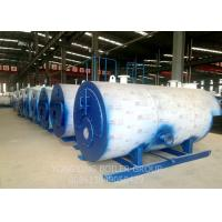 Cheap Large Capacity Oil Fired Steam Boiler For Chemistry Factory WNS 0.7 / 1.4 / 2.1 MW for sale