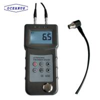 Cheap OC-650 Ultrasonic thickness gauge with measuring range of 1~245mm for sale
