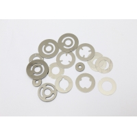 Cheap Outer Ring Groove Metal Stamping Parts CK101 Round Metal Shims 80T for sale