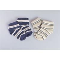 Cheap Anti Bacterial Knitted Colorful Cotton Baby Socks With Odor Resistant Material for sale