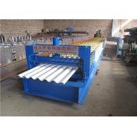 Cheap Corrugated 780 Wall Panel Roll Forming Machine For Building Construction for sale