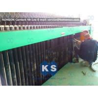 Double Twist Gabion Box Machine Production Line Smooth Running With Large Mesh