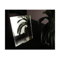 Cheap Bathroom Colored Mirror Glass 3mm - 8mm Thickness Shape Customized For Hotel for sale