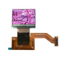Cheap 120 X 180 Resolution PMOLED Display , 0.95 Inches Full Color OLED Display for sale