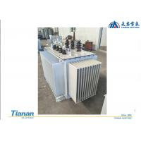 Cheap Full Sealed Outdoor Oil Immersed Power Transformer 20kv With Three Phase for sale